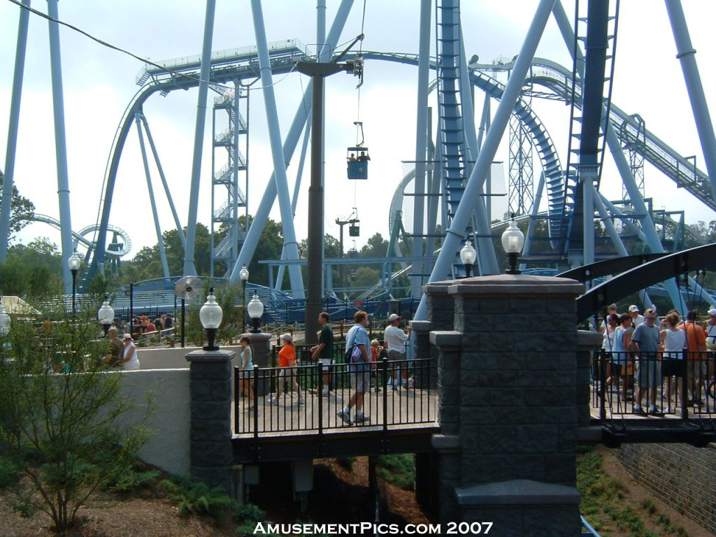 Busch gardens williamsburg roller coasters rides - Busch gardens williamsburg rides ...